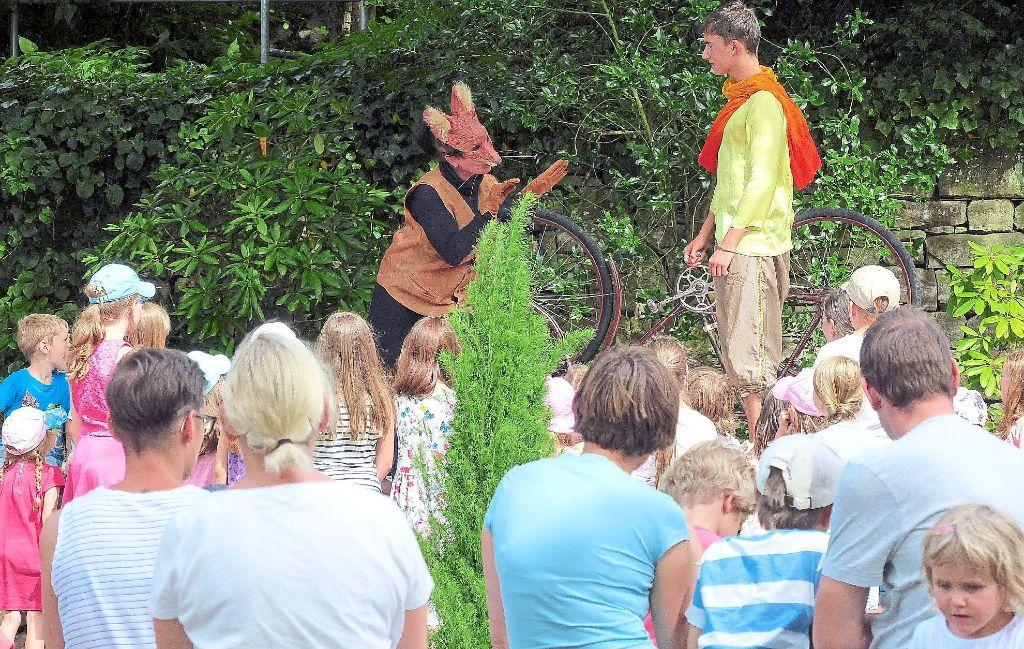 Das Chamaeleon Theaterwelten Der Kleine Prinz 30 07
